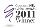 Global 2011 Awards Winner